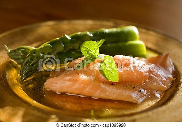 salmon - csp1095920