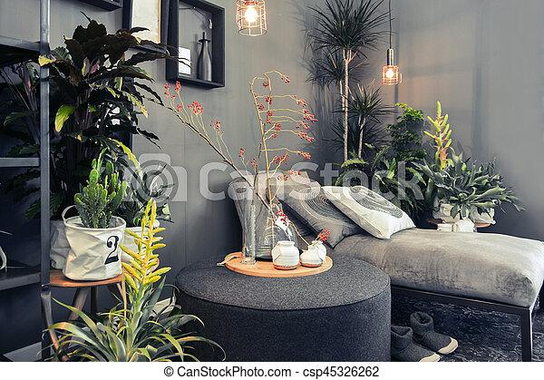 Salon sofa terras thuis. salon sofa groene terras thuis.