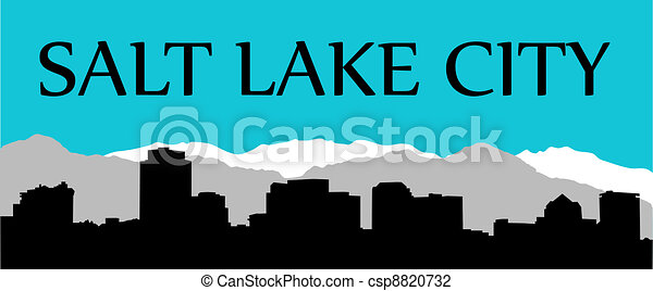 Salt Lake City - csp8820732