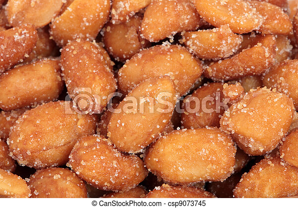 Salted Peanuts - csp9073745