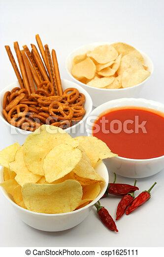 Salty snacks - csp1625111