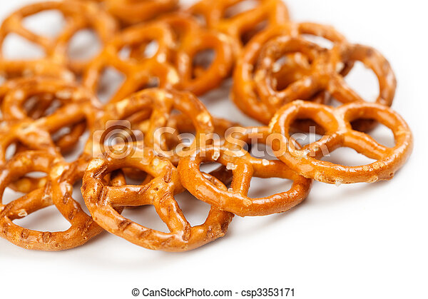 salty snacks - csp3353171