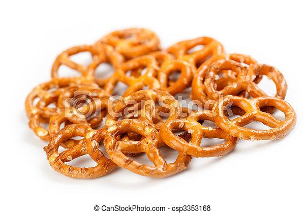 salty snacks - csp3353168