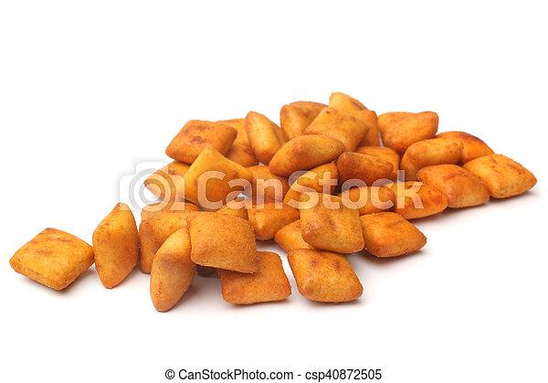 Salty snacks - csp40872505