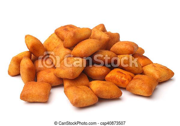 Salty snacks - csp40873507