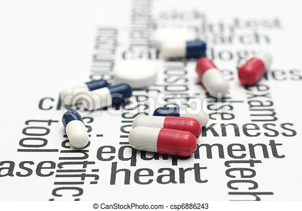 salud - csp6886243