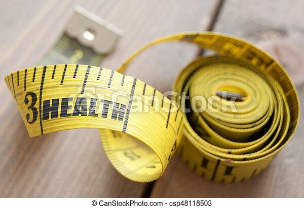 El concepto de salud medida - csp48118503