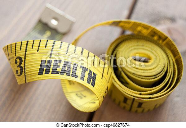 El concepto de salud medida - csp46827674
