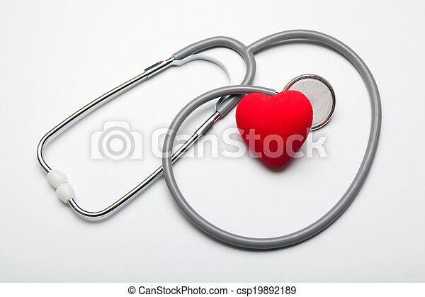 Salud de corazón - csp19892189