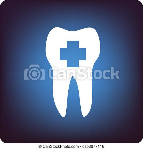 Salud dental - csp3877116