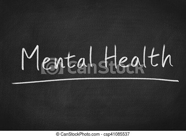 salud, mental - csp41085537