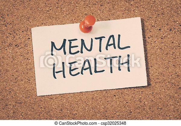 salud, mental - csp32025348