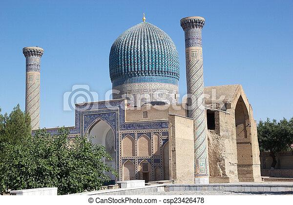 Samarkand - csp23426478