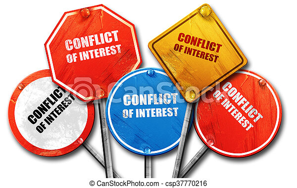 samling, tegn, gade, gengivelse, grov, 3, konflikten, interesse - csp37770216