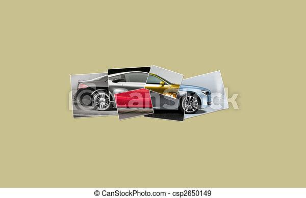 samochód - csp2650149