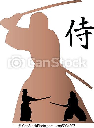 samouraï - csp5034307