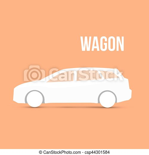 Sample Car Icon Isolated Vector illustration - csp44301584