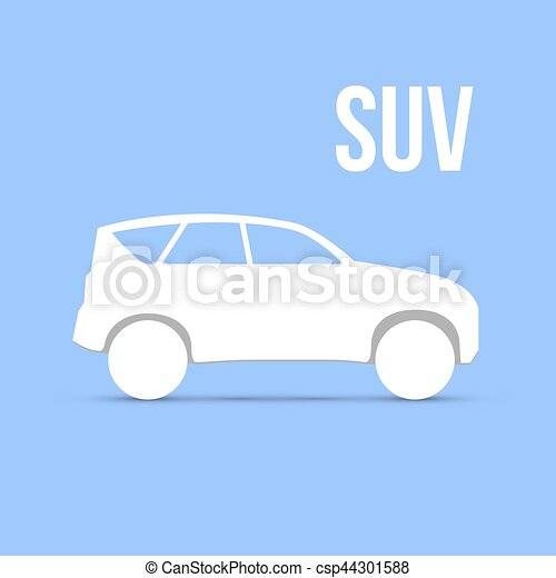 Sample Car Icon Isolated Vector illustration - csp44301588