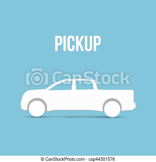 Sample Car Icon Isolated Vector illustration - csp44301576