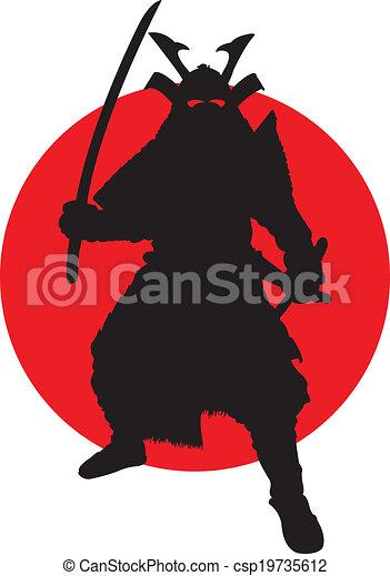 samurai. - csp19735612