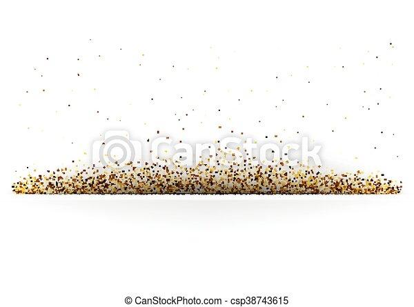 sand., ペーパー, 旗 - csp38743615
