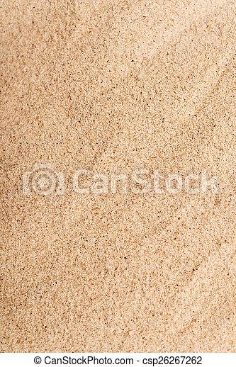 sand background - csp26267262