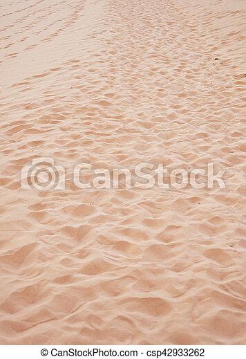 sand background - csp42933262