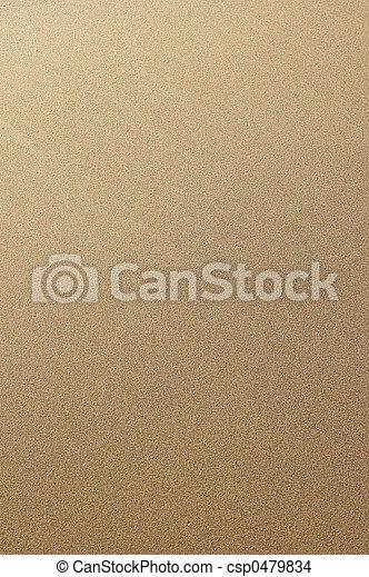 Sand Background - csp0479834