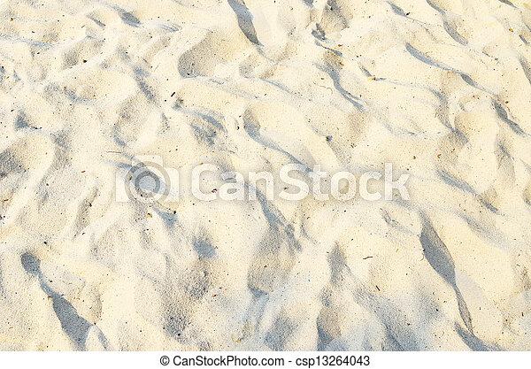 sand background - csp13264043