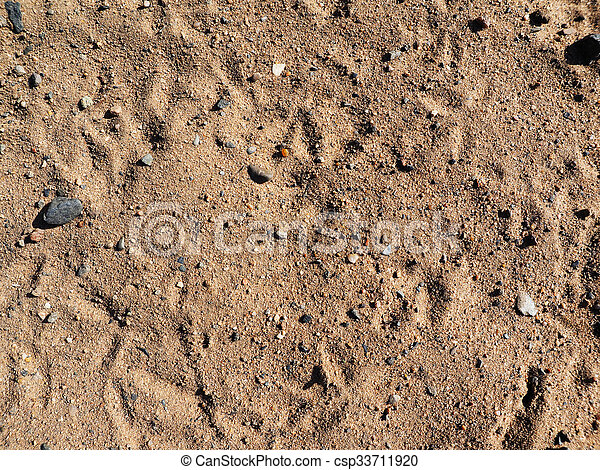 sand. background - csp33711920
