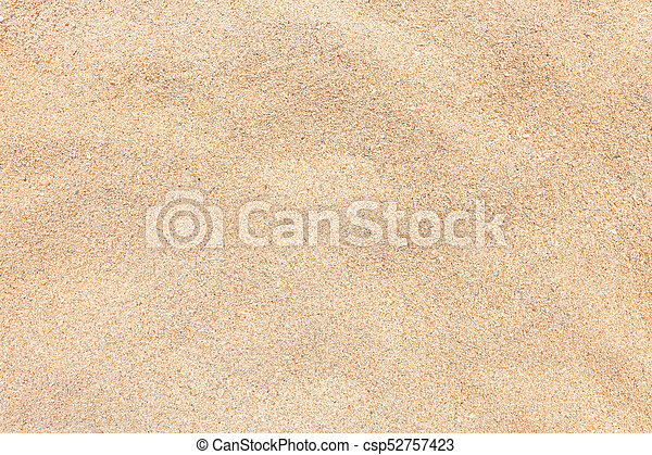 sand background - csp52757423