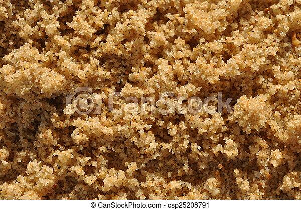 Sand background - csp25208791