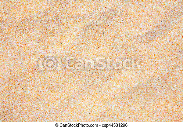 sand background - csp44531296