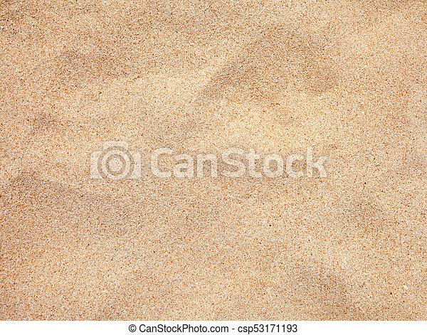 sand background - csp53171193