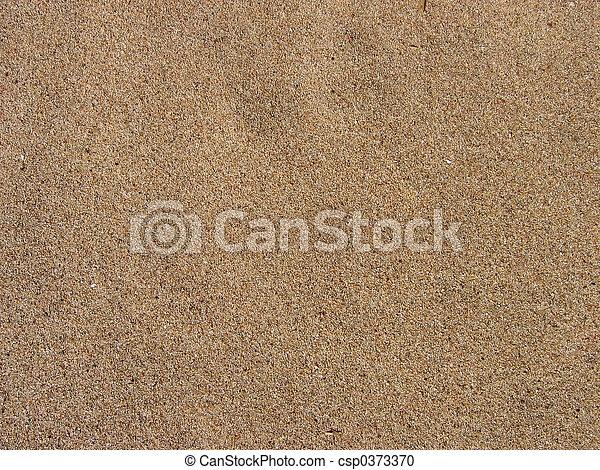 Sand background - csp0373370