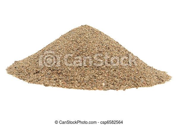 Sand Pile - csp6582564