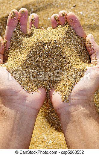 sand - csp5263552