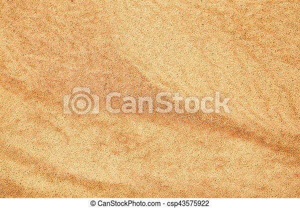 sand texture background - csp43575922