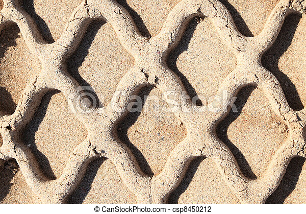 sand track - csp8450212