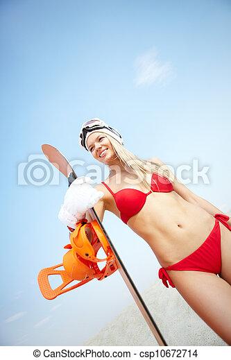 sandboarder - csp10672714