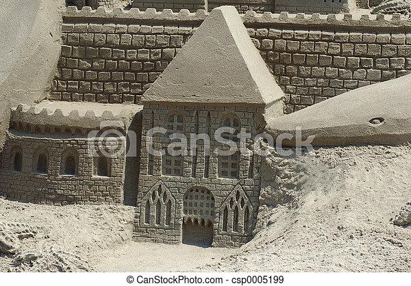 Sandcastle - csp0005199