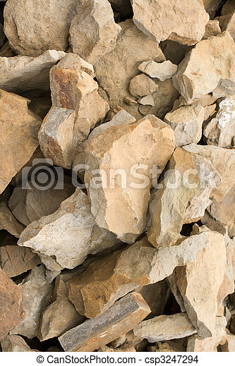 sandstein, beschaffenheit - csp3247294