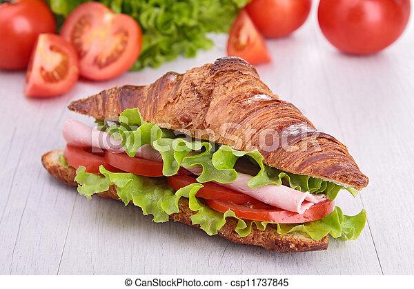sandwich - csp11737845