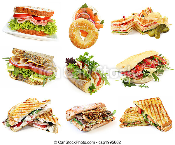Sandwiches Collection - csp1995682