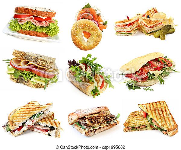 Sandwiches Collection - csp1995682