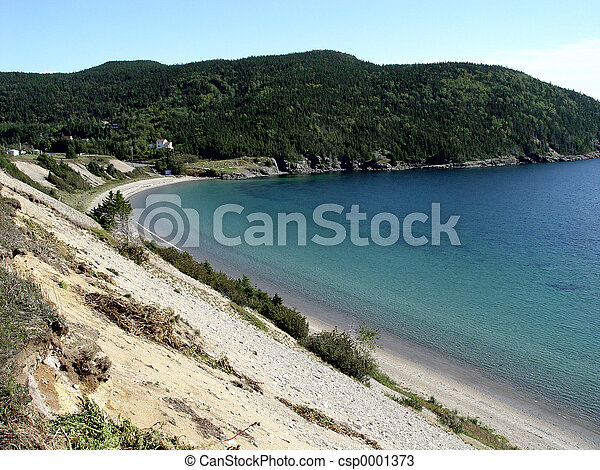 Sandy Cove Beach - csp0001373