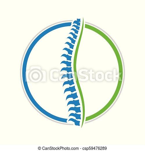 Diseño de círculos saludables - csp59476289
