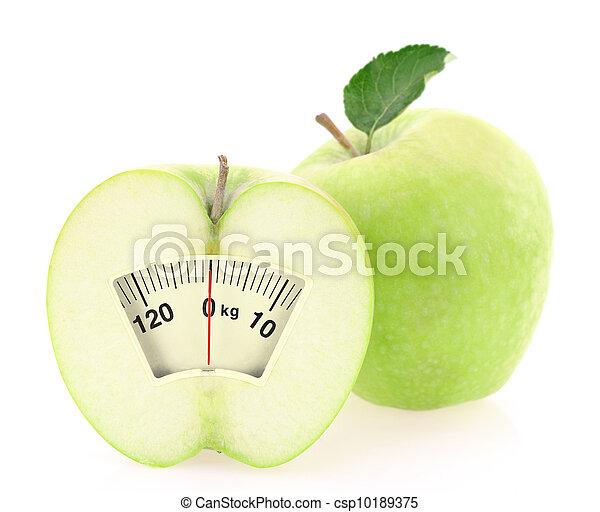 sano, slimming, dieta - csp10189375