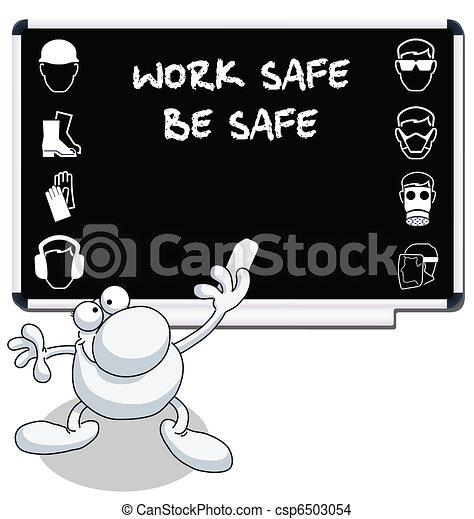 santé, construction, sécurité - csp6503054