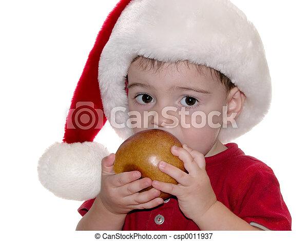 Santa Boy 03 - csp0011937